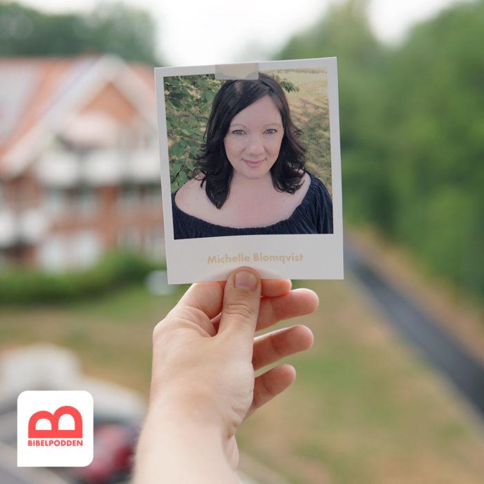 Sommarandakt om att lära känna Gud personligen med Michelle Blomqvist