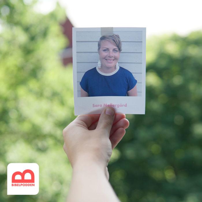 Sommarandakt om att sätta gränser för ett hållbart liv med Sara Mellergård